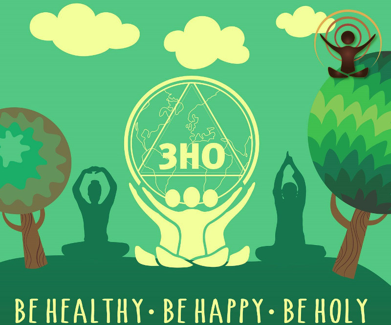 Happy Healthy Holy